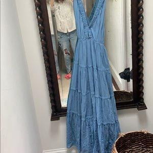 Free People Maxi Dress size M never worn